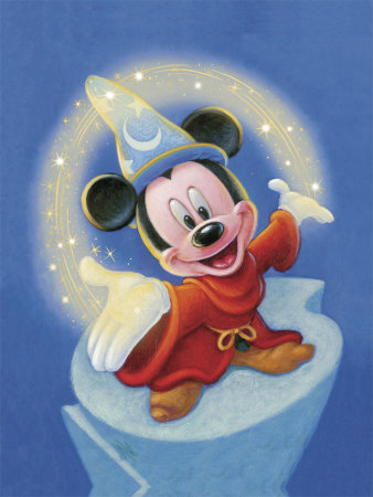 sorcerer mickey iphone wallpaper