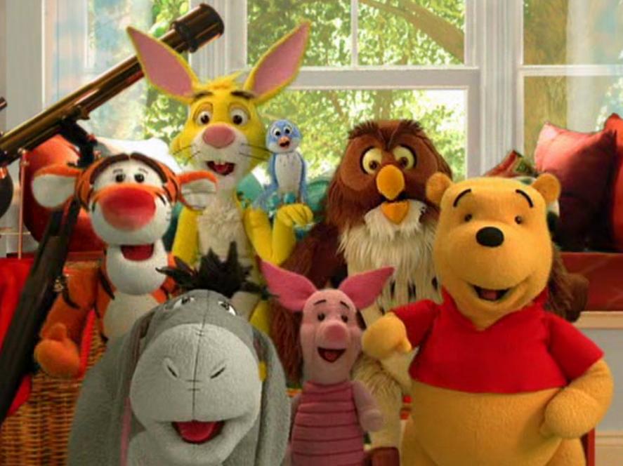 the book of pooh winniepedia