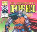 Incomplete Death's Head Vol 1 2