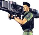 Resident Evil Survivor 2 Character Images