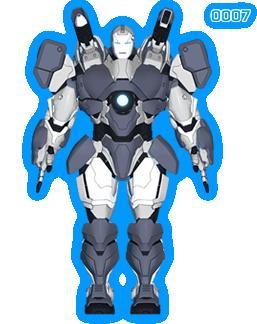 Construyendo mi propio traje de Iron Man Mark VI (Re-Subida)