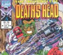 Incomplete Death's Head Vol 1 8