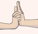 Fingerzeichen