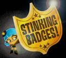 Stinking Badges!