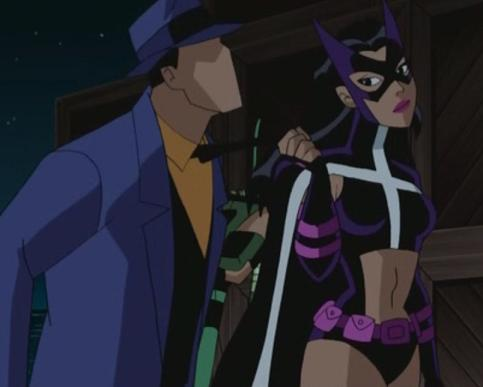 Justice League Unlimited (TV Series) Episode: Double Date ...