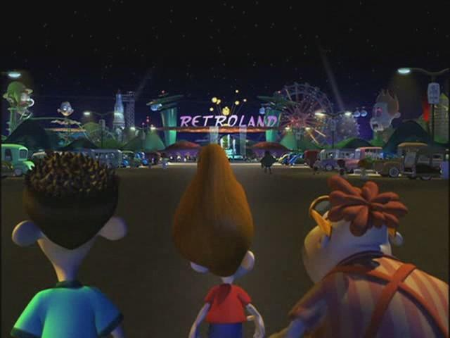 Retroland Jimmy Neutron Wiki