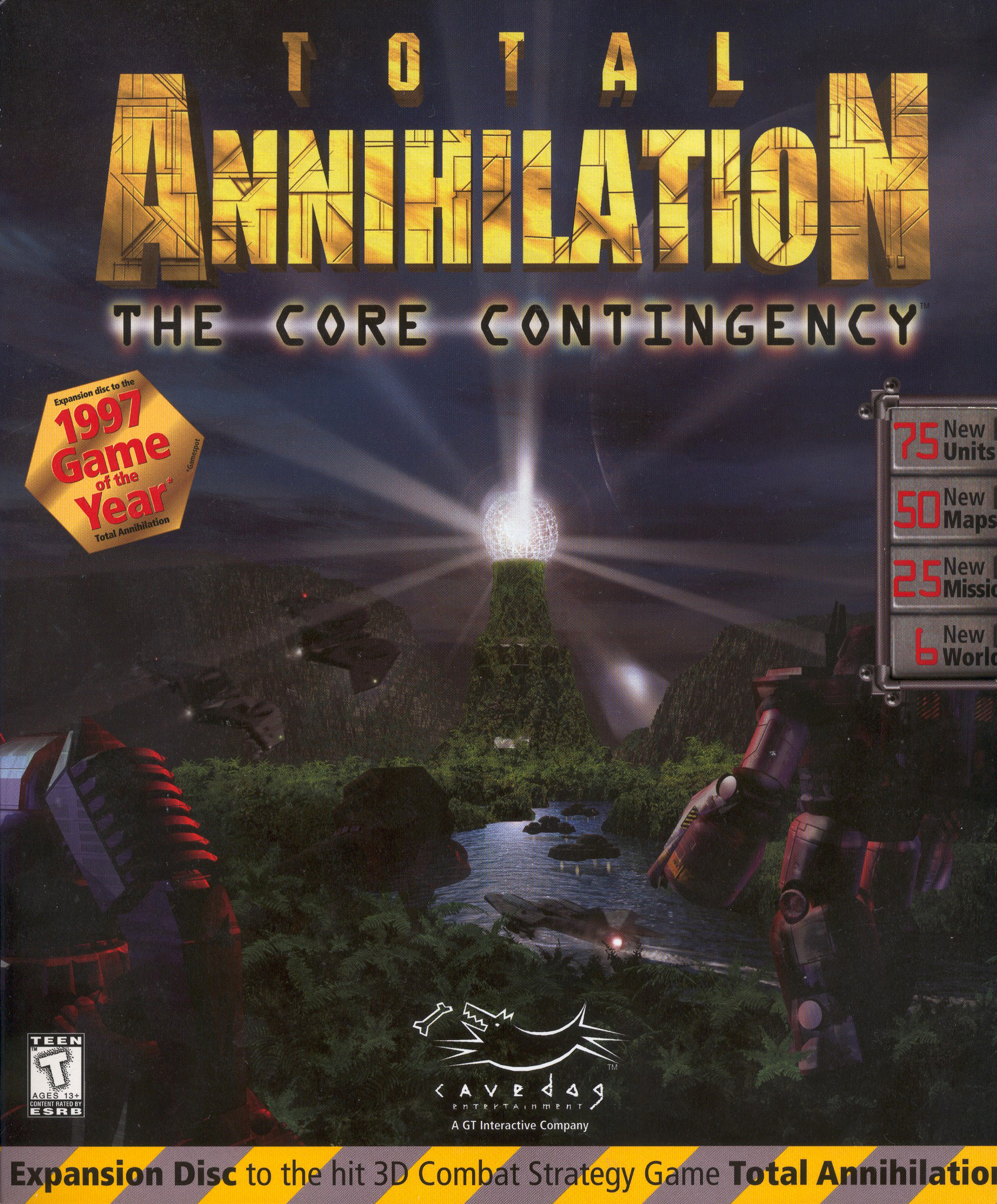 Total Annihilation The Core Contingency Total Annihilation Wiki