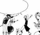 Everlue-Handlungsbogen (Manga)