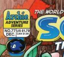 Archie Sonic the Hedgehog Issue 77