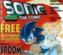 Sonic the Comic Issue 89