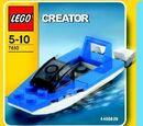 7610 Speedboat