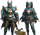 Lagiacrus+ Armor (Gunner)