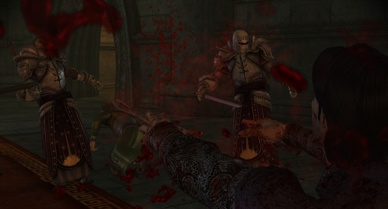 Blood magic - Dragon Age Wiki