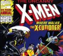 Uncanny X-Men Annual Vol 1 1993