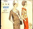Vogue 5816