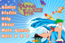 Phineas and Ferb Arcade menu.png