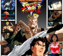 Street Fighter II V Episodes