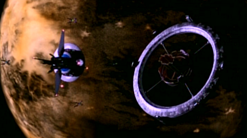Babylon 5 Station Png Image - Station Io png - The