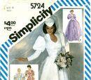 Simplicity 5724