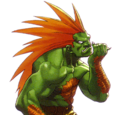 Street Fighter EX2 Character Images