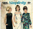 Simplicity 6835 A