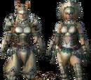 Barioth Armor (Blade)