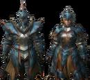 Lagiacrus Armor (Blade)