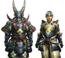 MH3 Armor Screenshots