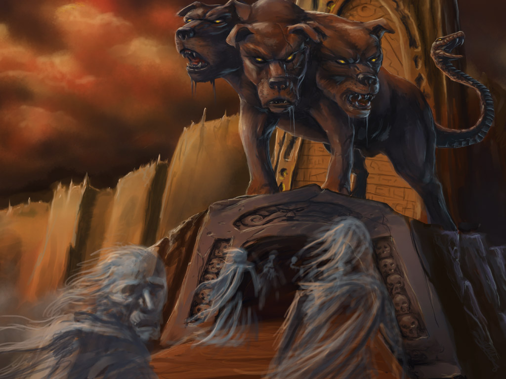 Cerberus - Monster Wiki - a reason to leave the closet ...