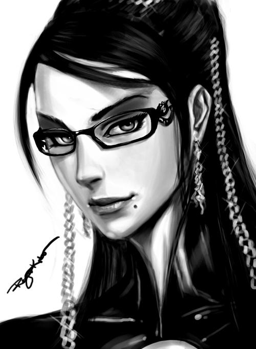 Bayonetta Fan Art Image Bayonetta Fan Art