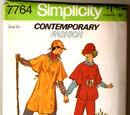 Simplicity 7764