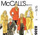McCall's 8335 A