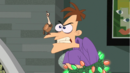 A partridge on an evil scientist.png