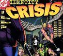 Identity Crisis Vol 1 3