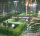 Old Sorceress' Mansion - Courtyard