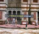 Freedom Armband