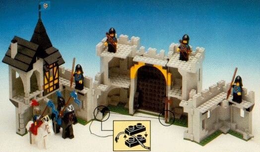 6074 Black Falcon S Fortress Brickipedia The Lego Wiki