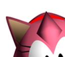 Sonic R stock artwork