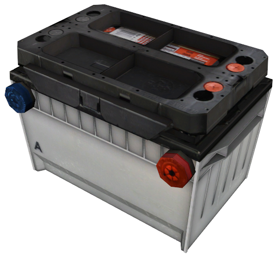 Car battery life rating ign