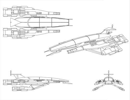 Кодекс/Космические корабли и