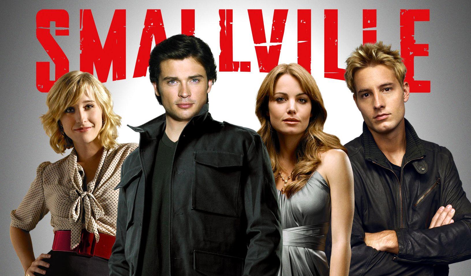 Supergirl Comic Box Commentary: Review: Smallville ...  |Smallville