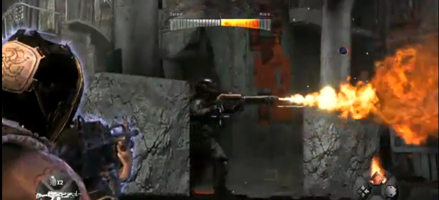 flamethrower  enemy  - army of two wiki