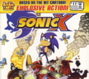 Archie Sonic X Issue 11