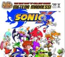 Archie Sonic X Issue 33