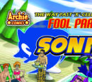 Archie Sonic X Issue 34
