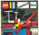 604 Excavator