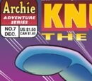 Archie Knuckles the Echidna Issue 7