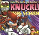 Archie Knuckles the Echidna Issue 23