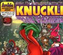 Archie Knuckles the Echidna Issue 24