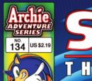 Archie Sonic the Hedgehog Issue 134